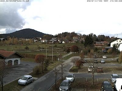 Aktuelles Webcam-Bild von Bischofsmais