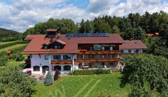 Ferienwohnung Pension Berghof